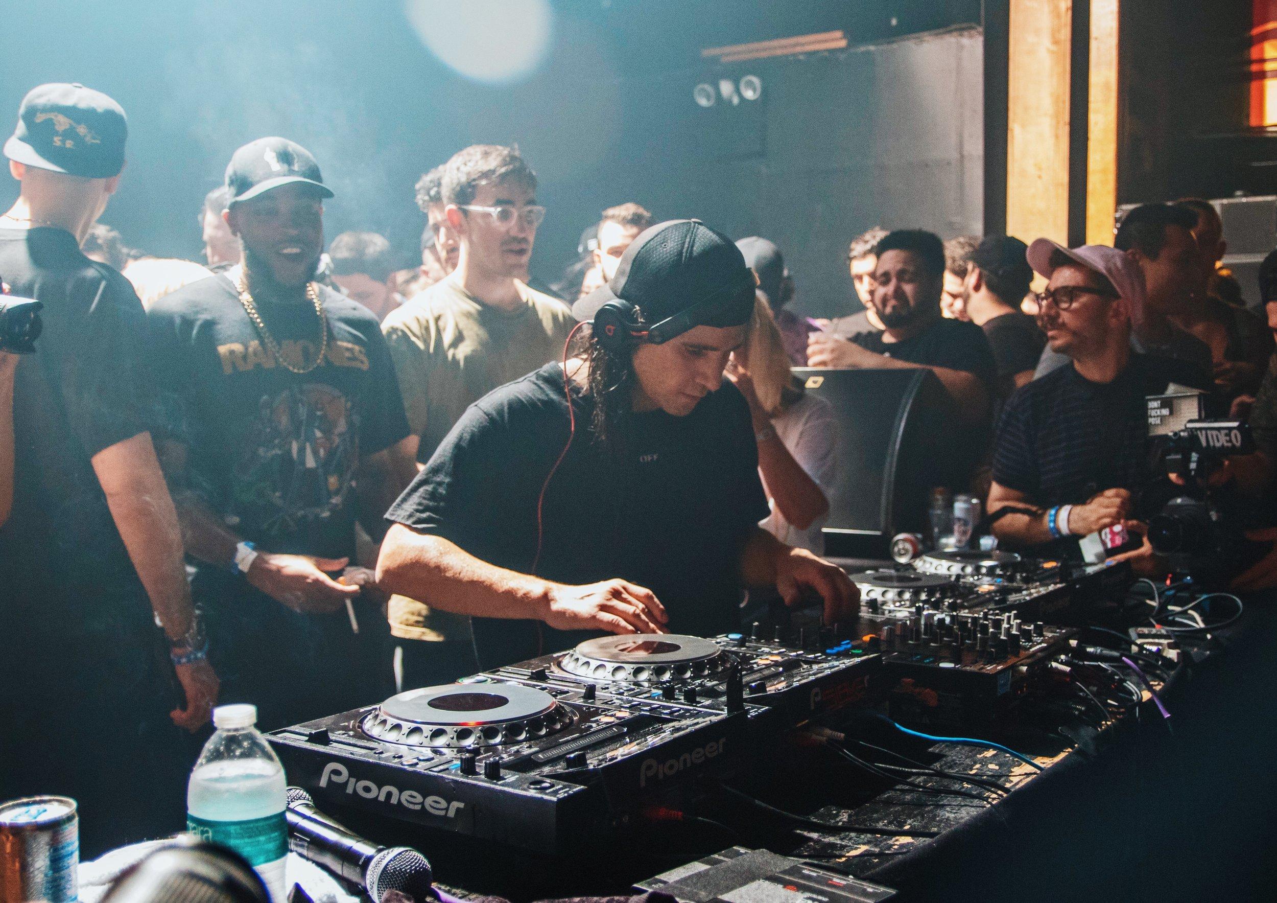 Skrillex and Friends (Final DJ Set at Webster Hall)