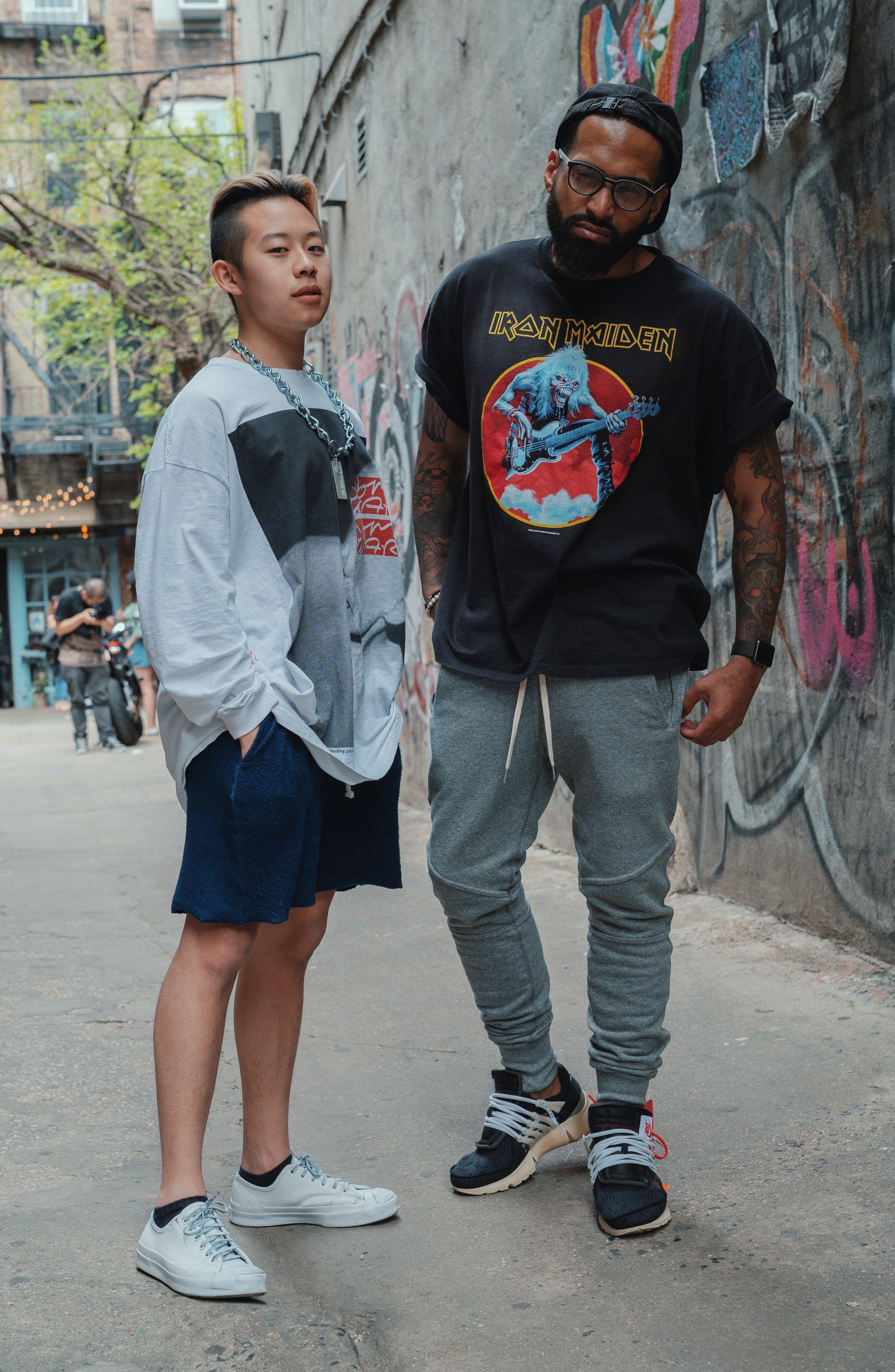 Kuo & Calvin @notafatherfigure @c3p0_