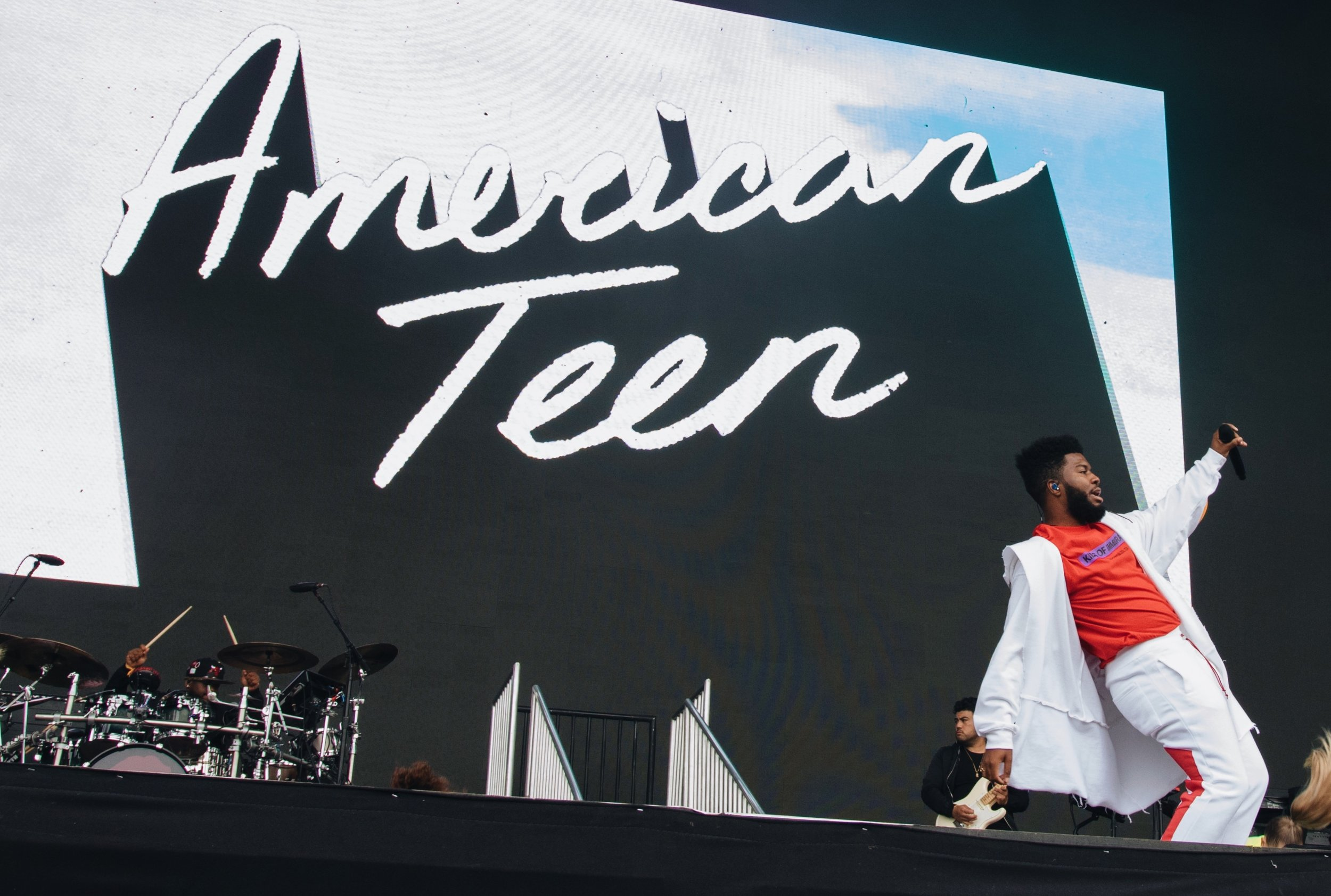 Khalid // Governor's Ball 2018