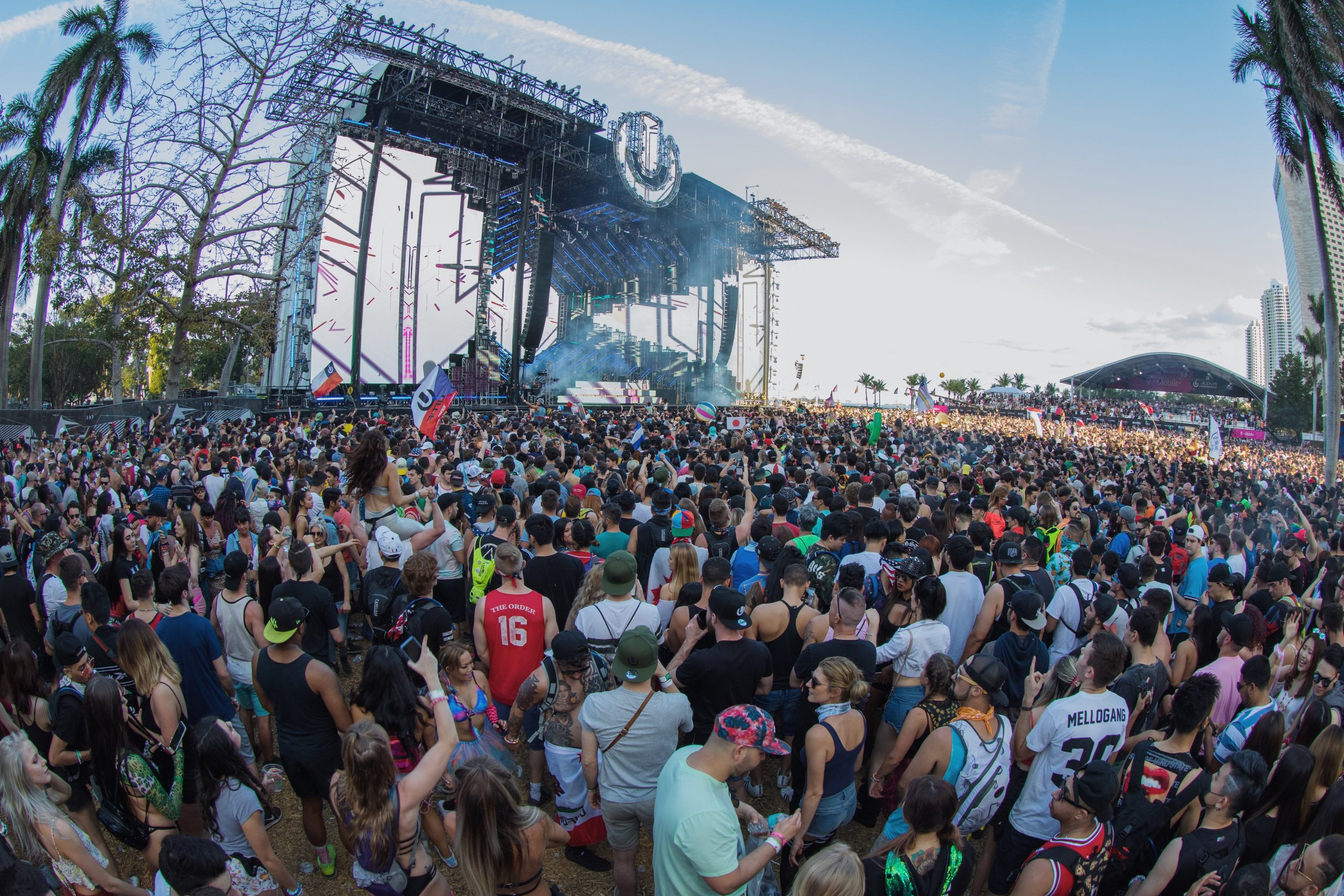 UMF Main Stage
