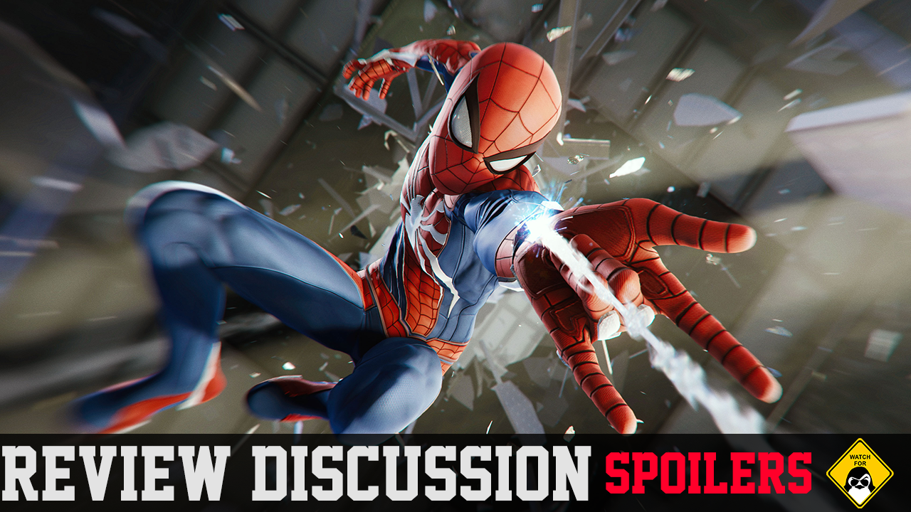 Spider-Man PS4 Spoiler Review Discussion.png