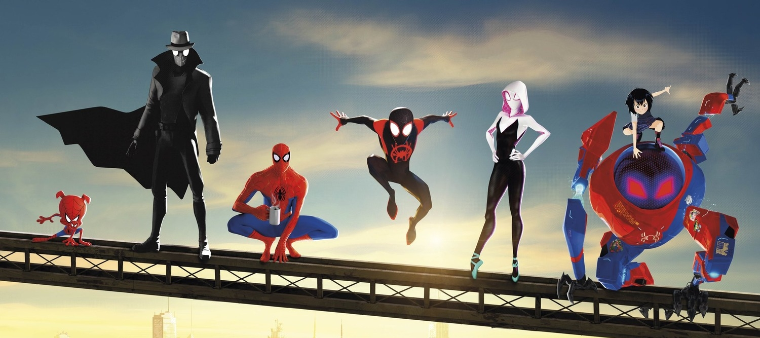 Spider-Man: Into The Spider-Verse Review — Explosion Network ...