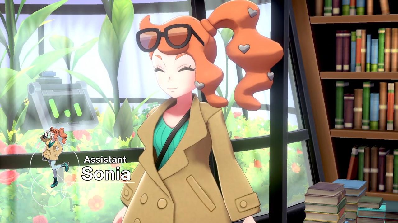 Assistant Sonia