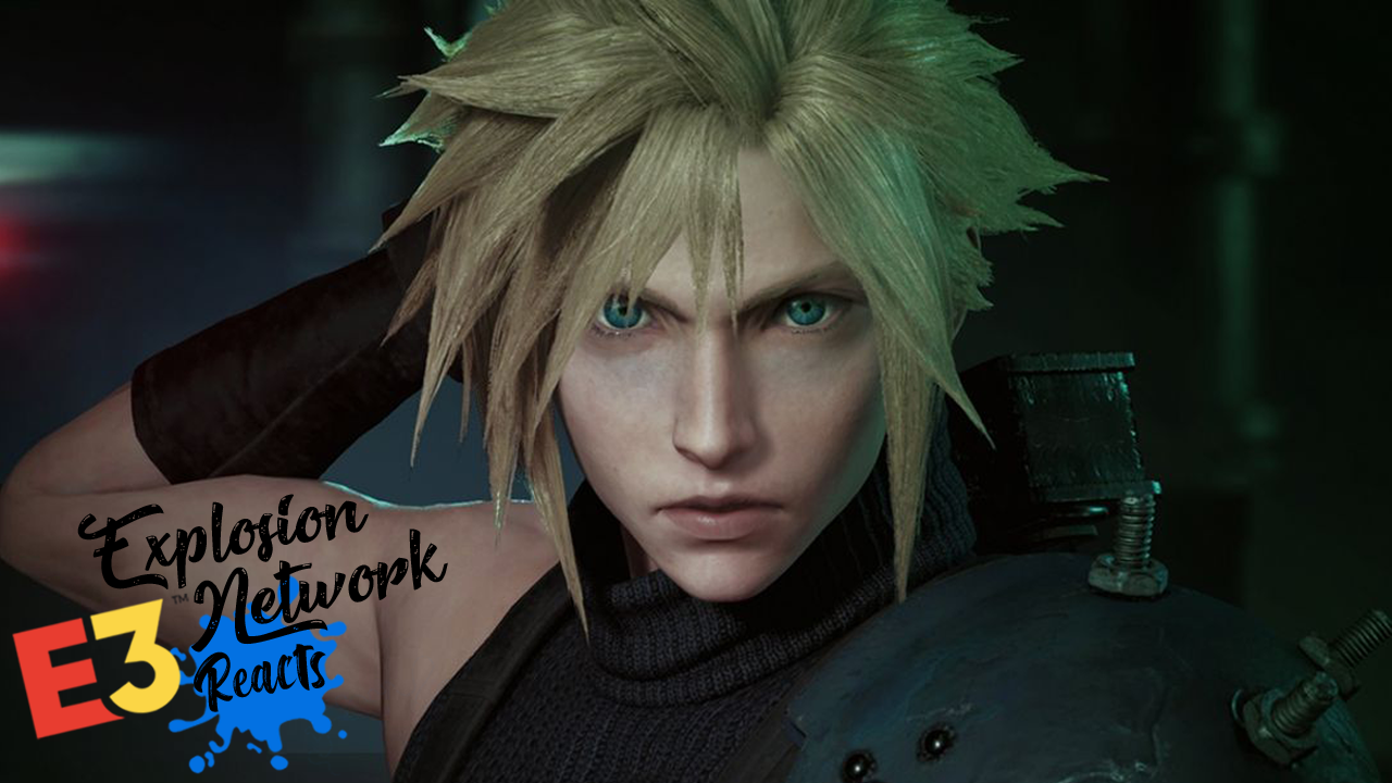 Square Enix Conference Reacts