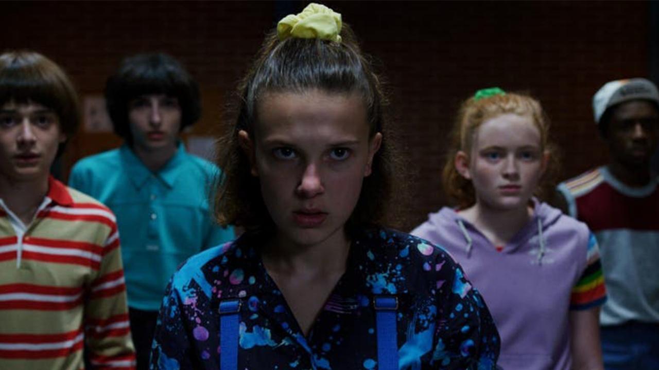 Stranger Things 3 - Netflix