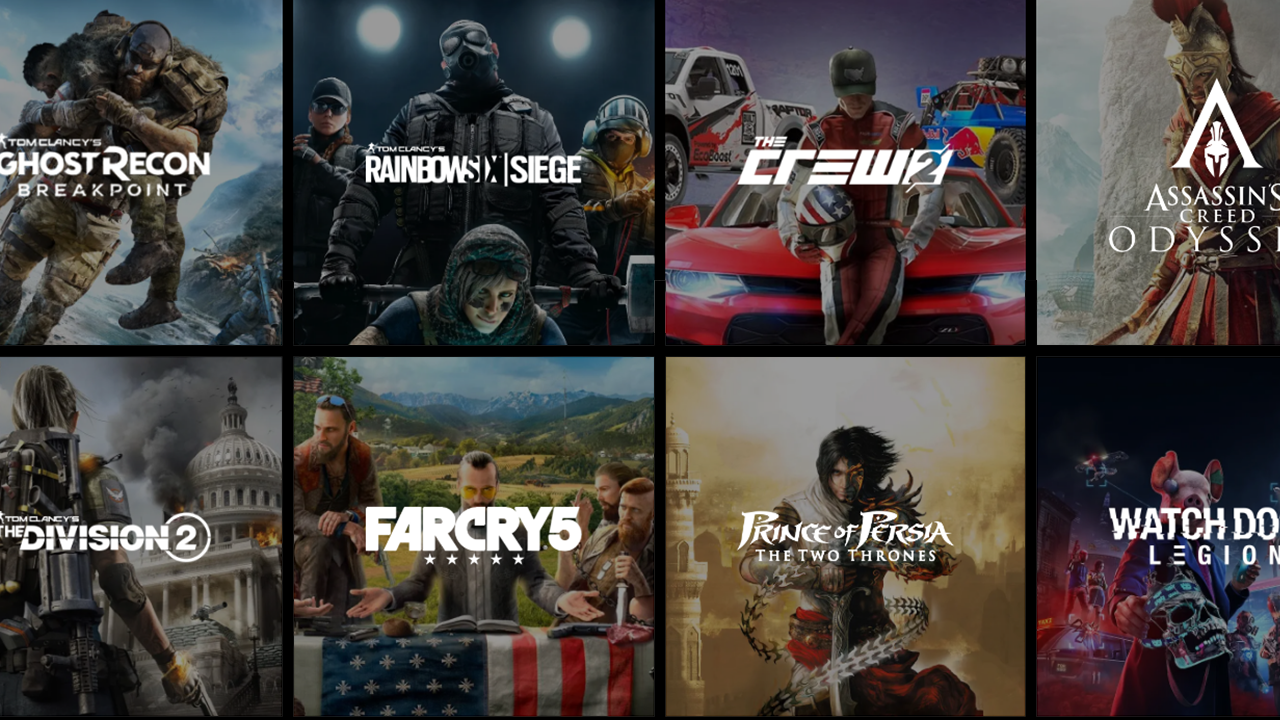 Ubisoft Will Launch With Hefty List Of Games In September