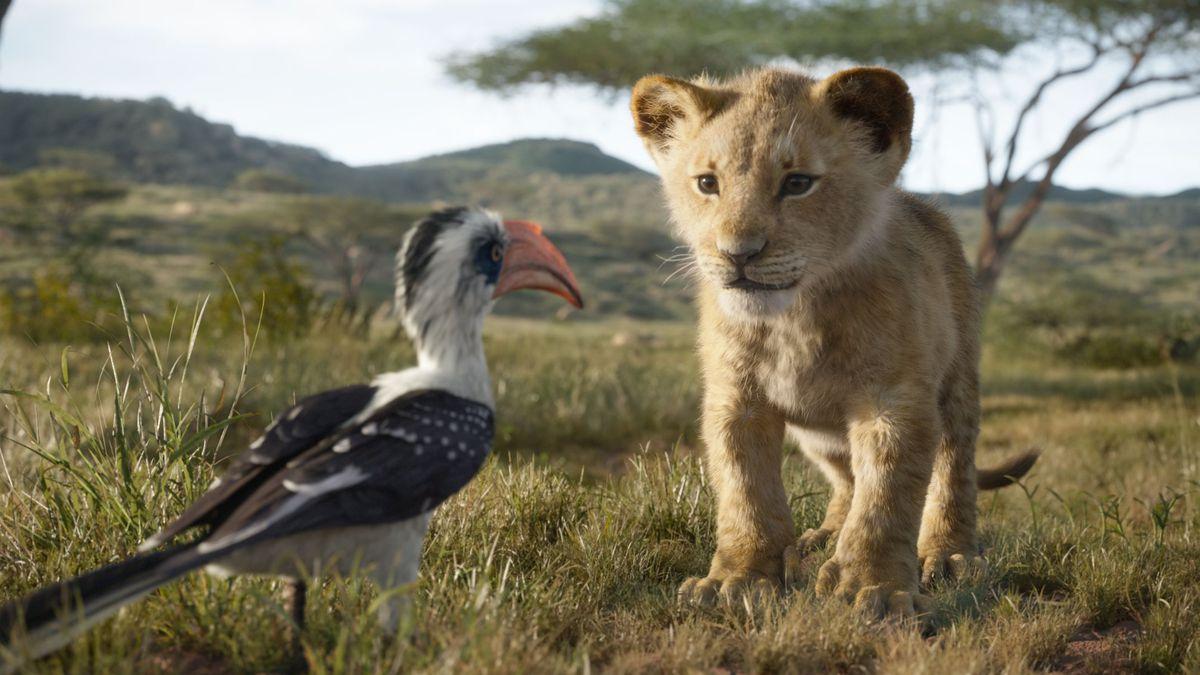 The Lion King (2019) - Disney