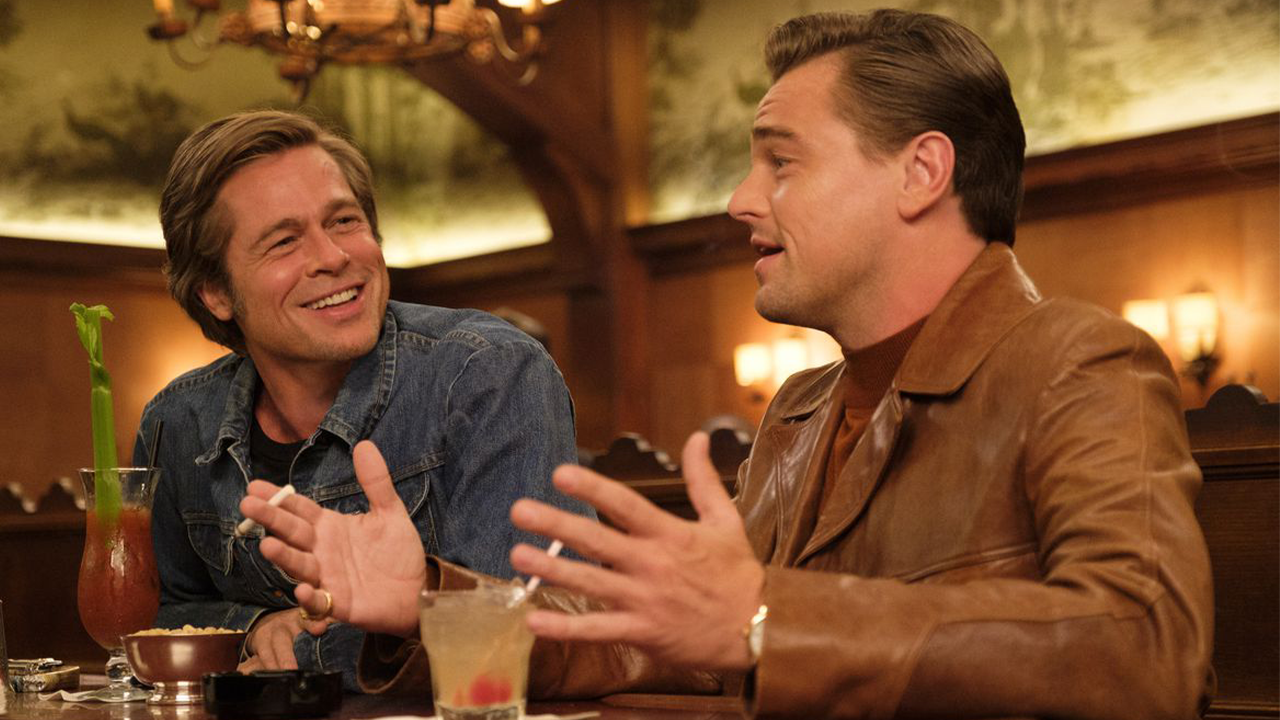 Brad Pitt, Leonardo DiCaprio - Once Upon a Time In…. Hollywood