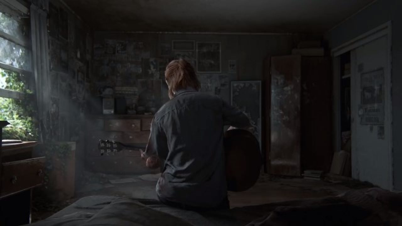 last of us part 2 trailer