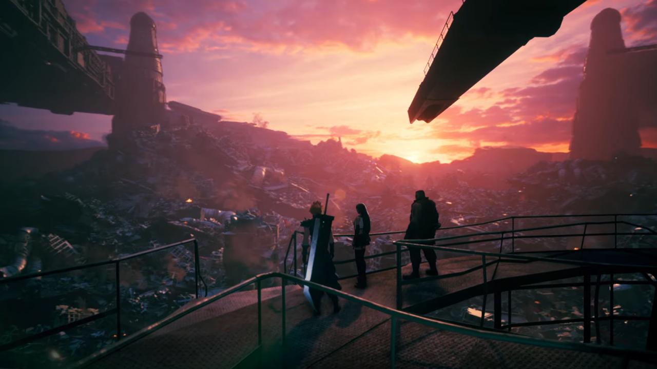 Final Fantasy 7 Remake Screen TGS.png