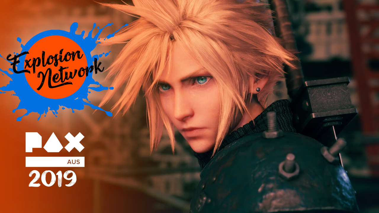Final Fantasy 7 Remake - Demo Impressions | PAX AUS 2019