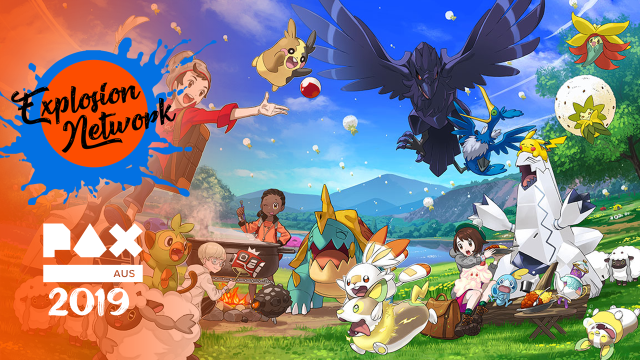 Pokémon Sword/Shield Hands-On Impressions | PAX AUS 2019