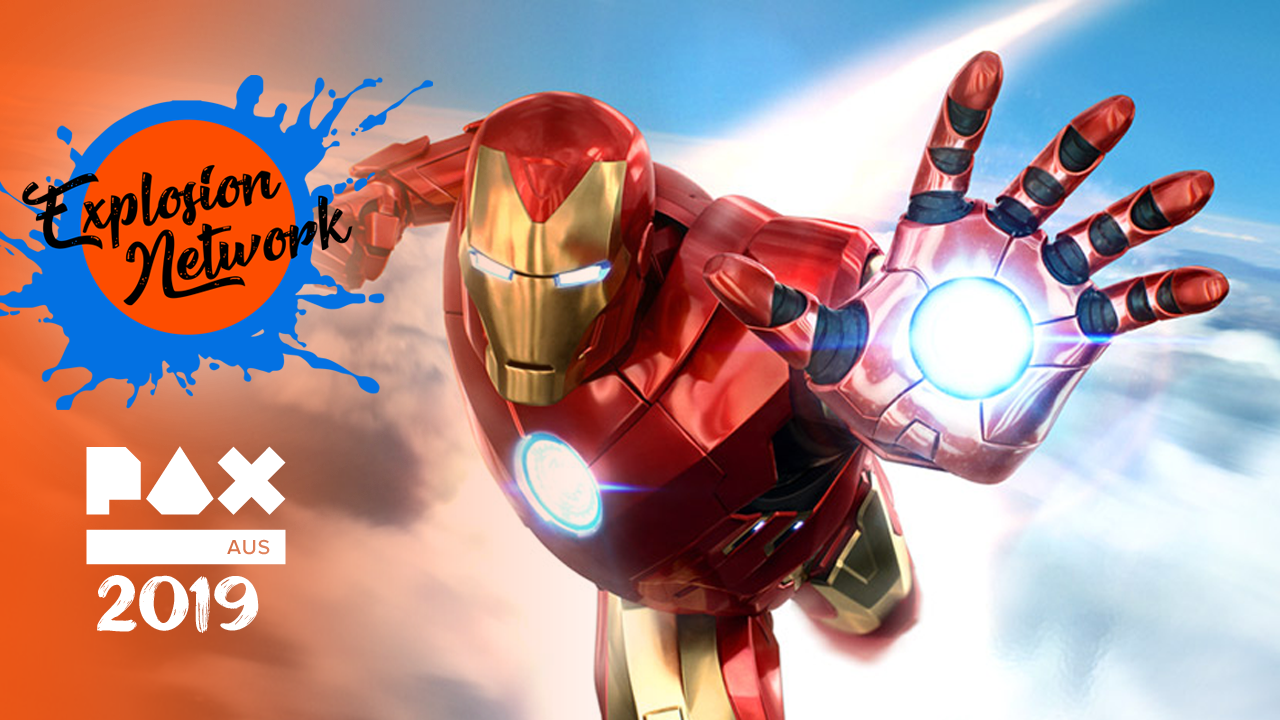 Iron Man VR Hands-On Impressions | PAX AUS 2019