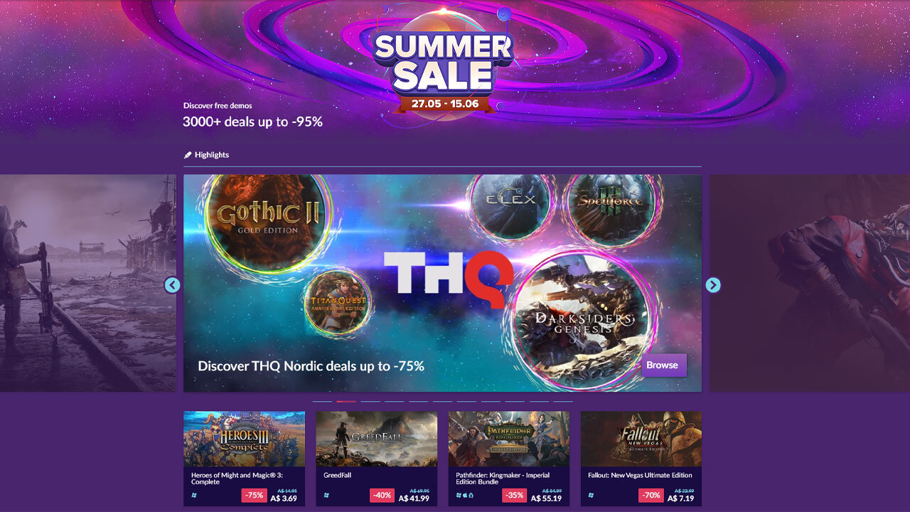 Massive Discounts On Disco Elysium Dishonoured More Demos For Desperados Iii Destroy All Humans More On Gog Store Explosion Network Independent Australian Reviews News Podcasts Opinions