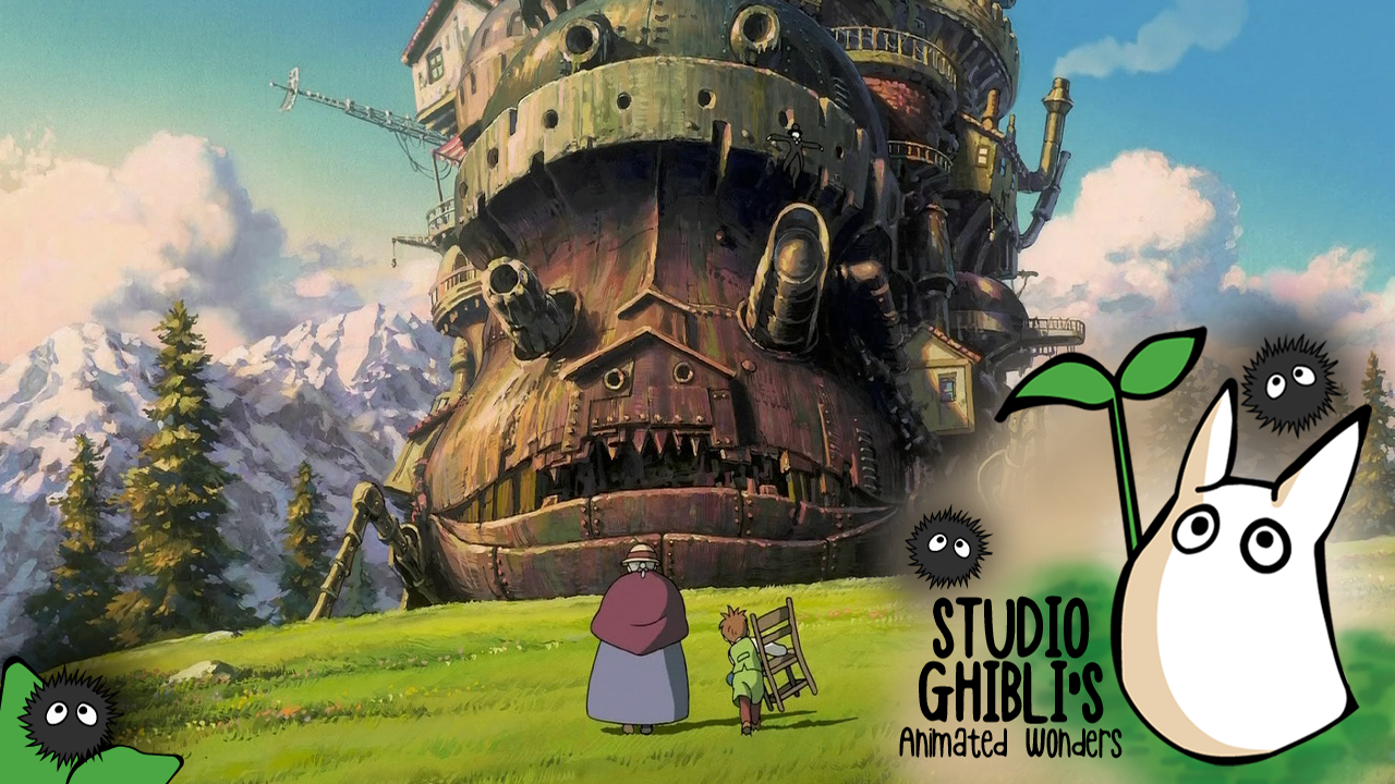 Howl S Moving Castle 2004 Explosion Network Independent Australian Reviews News Podcasts Opinions