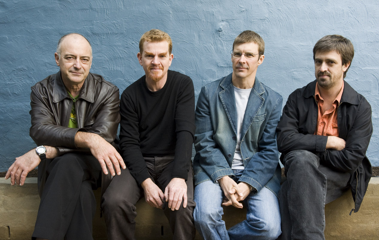 James Greening  - Trombone and Pocket Trumpet   Andrew Robson  - Alto and Baritone Saxophone Toby Hall  Drums  Steve Elphick  Bass