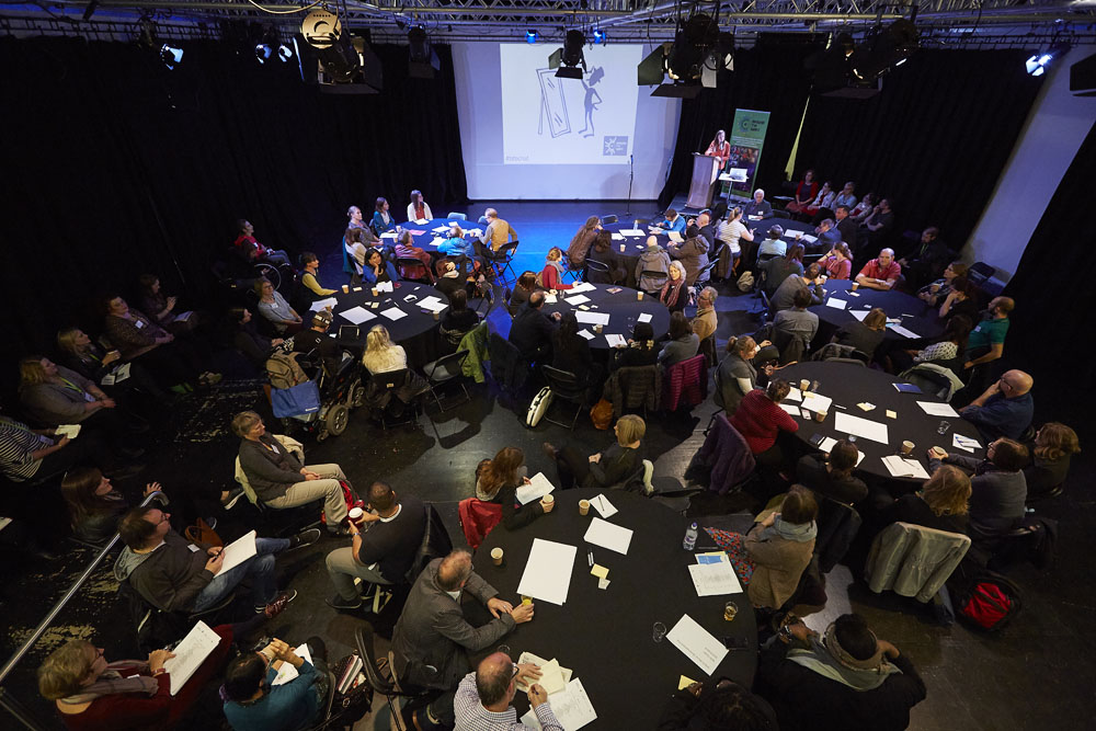 Surrey Music Hub Music Conference in East London - Richmix Event  Photography