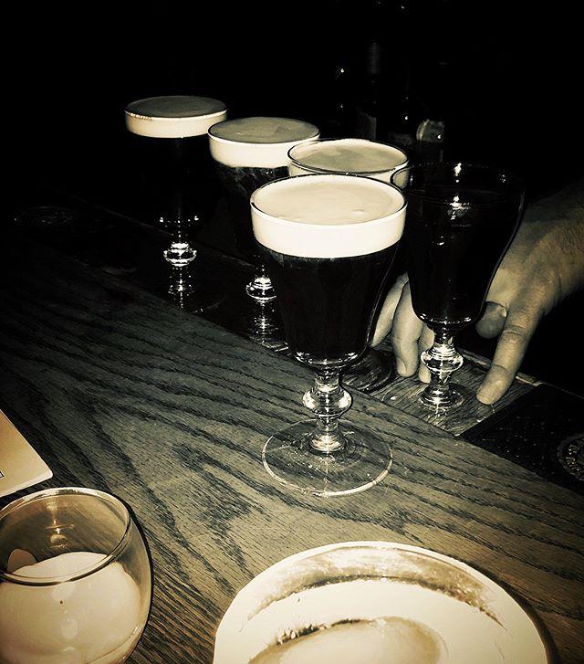 It's nearly that time again #irishcoffee #fallinnyc #coffee #whiskey