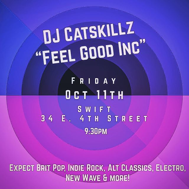 Tonight our good friend @catskillz is on the ones and twos 🎼🎧🎤