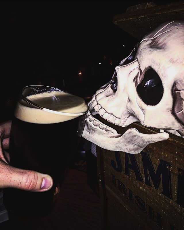 Ah lads will ya stop! I've had enough . #nychalloween . #jameson . #guinness