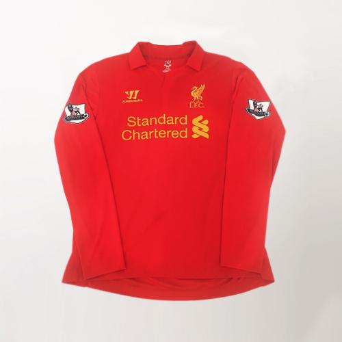 Liverpool 2013 - Steven Gerrard