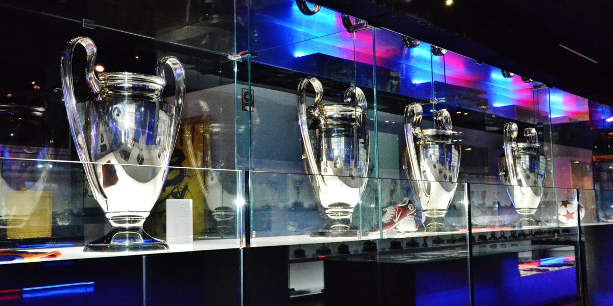 Barça Stadium Tour and Museum