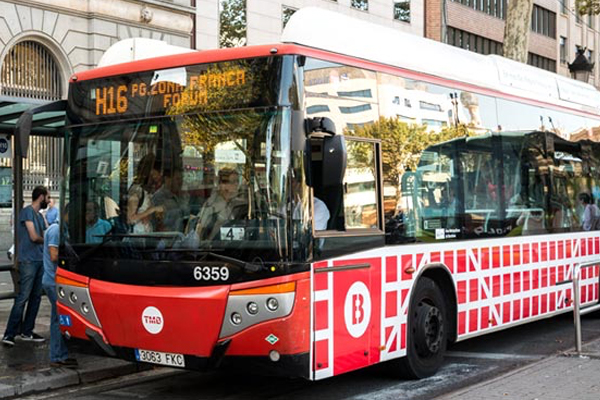 BUS  |  website  The bus service is a good way to get around Barcelona. With an extensive network that can take you anywhere in the city, this is one of the best options for public transportation.