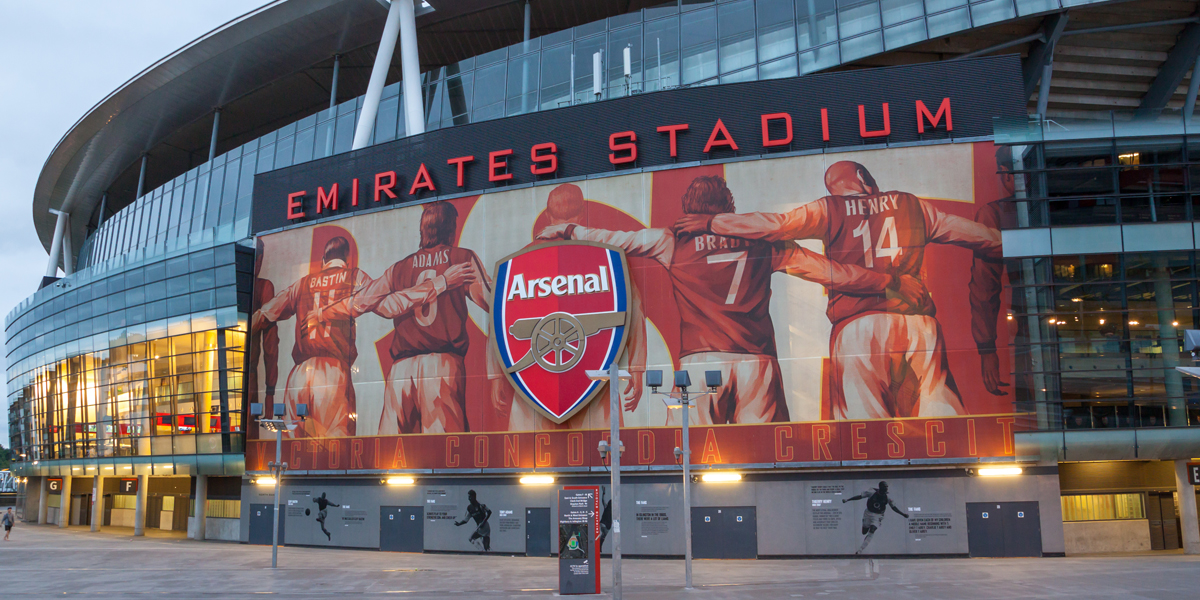 Go to a game at the Emirates