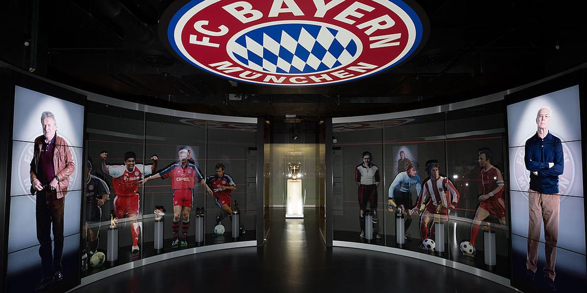 Bayern Munich Museum (Erlebniswelt)