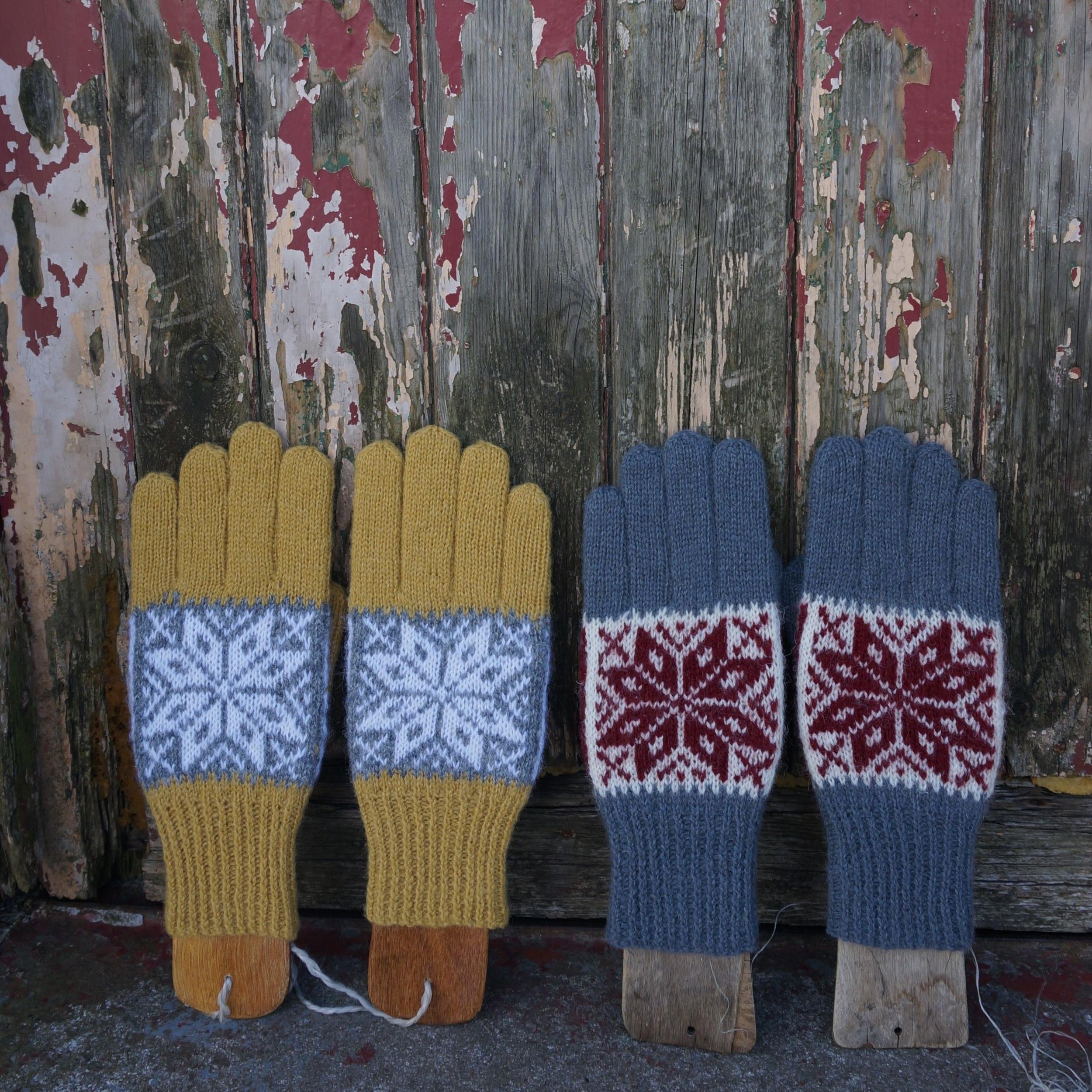 Maggie's Gloves