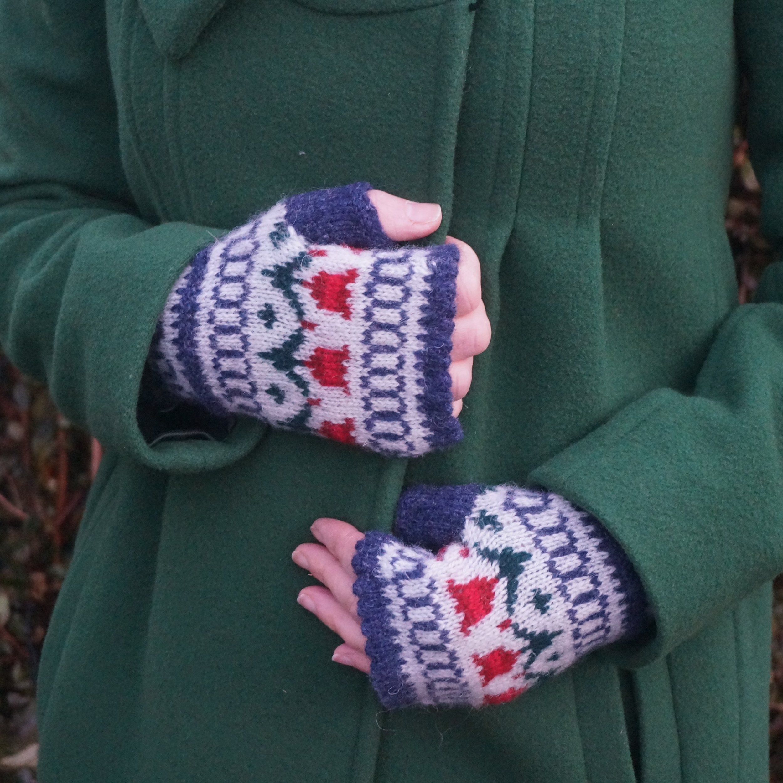 Papil Mitts