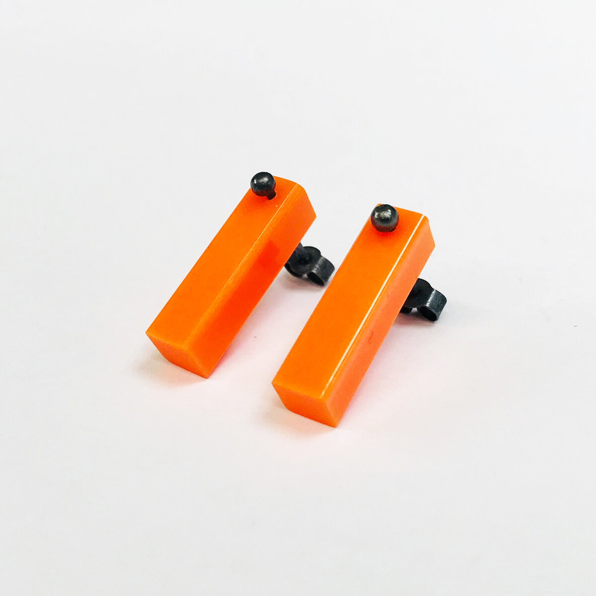 Orange Chopstick Earrings.jpg