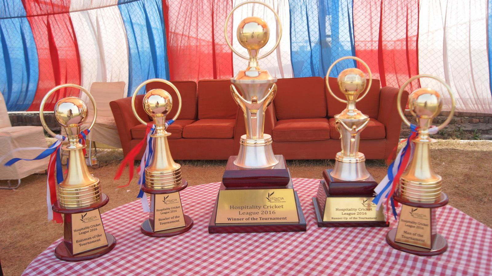 Hospitality Cricket League | 2016