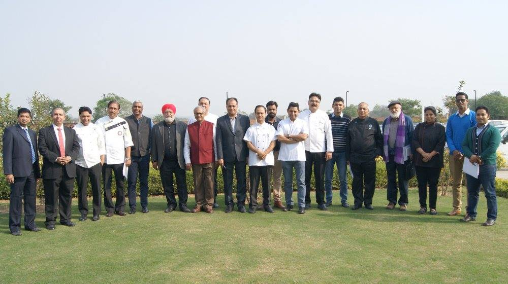 Industry Culinary Roundtable | 2016
