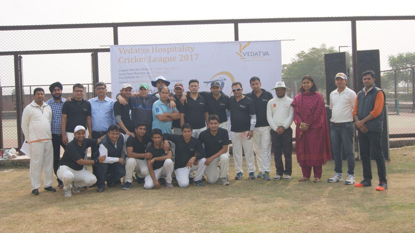 Hospitality Cricket League | 2017
