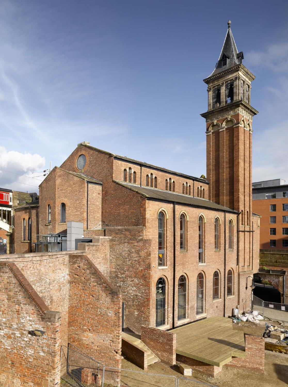 Castlefield Chapel, Manchester
