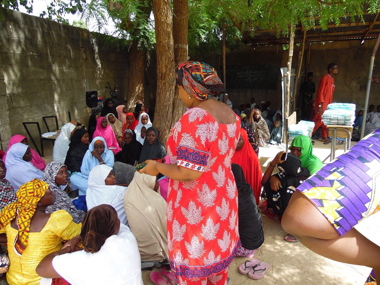 IDP Communities