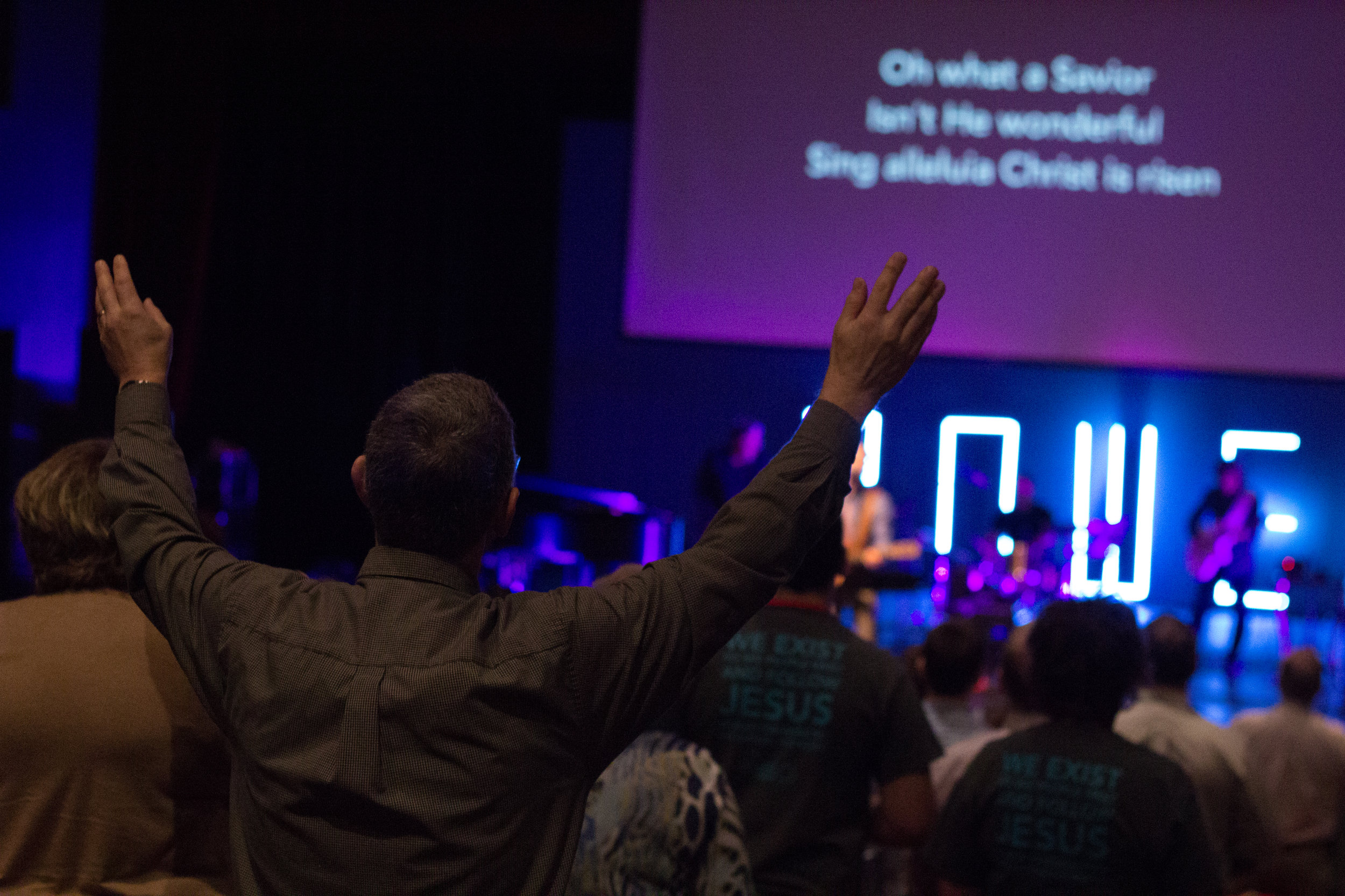 Encountering Jesus to Empower You to Impact Your World    ALL NATIONS CHURCH    LEARN MORE