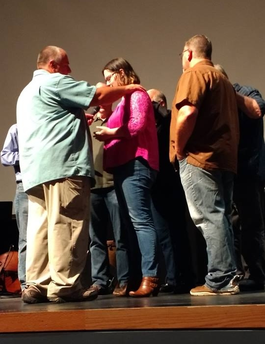 We love to empower those at our church to walk in their giftings and lead others.