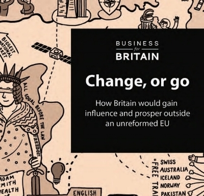 'Change, or Go', Business for Britain,published July 2015