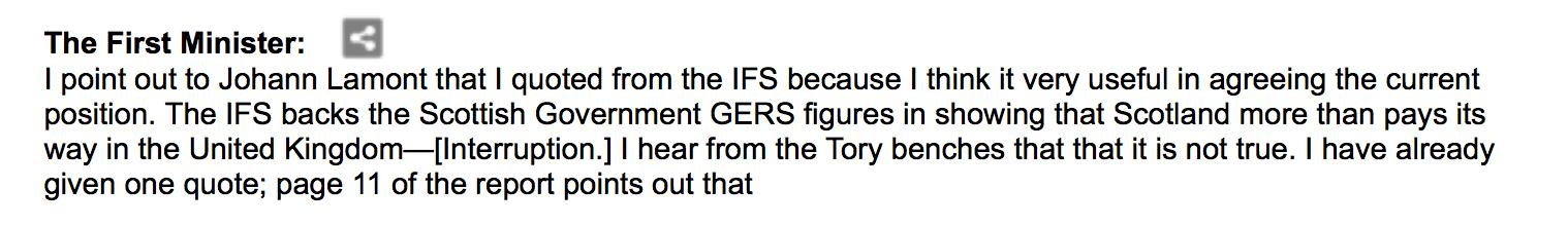 Alex Salmond, SNP MSP,21/11/2013
