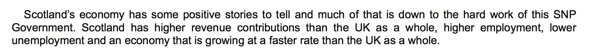 Stuart McMilian, SNP MSP, 11/03/2015