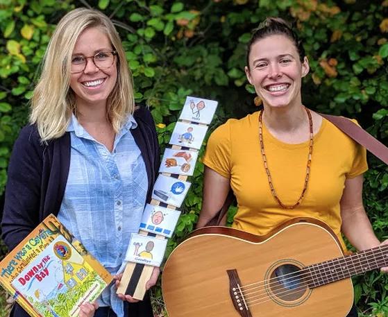 Communicating Through Music - A six-week Speech-Language & Music Therapy Program. Saturday mornings at Kids Thrive starting 11/9.