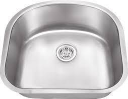 D-bowl Sink -