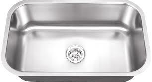 Single Bowl Sink -