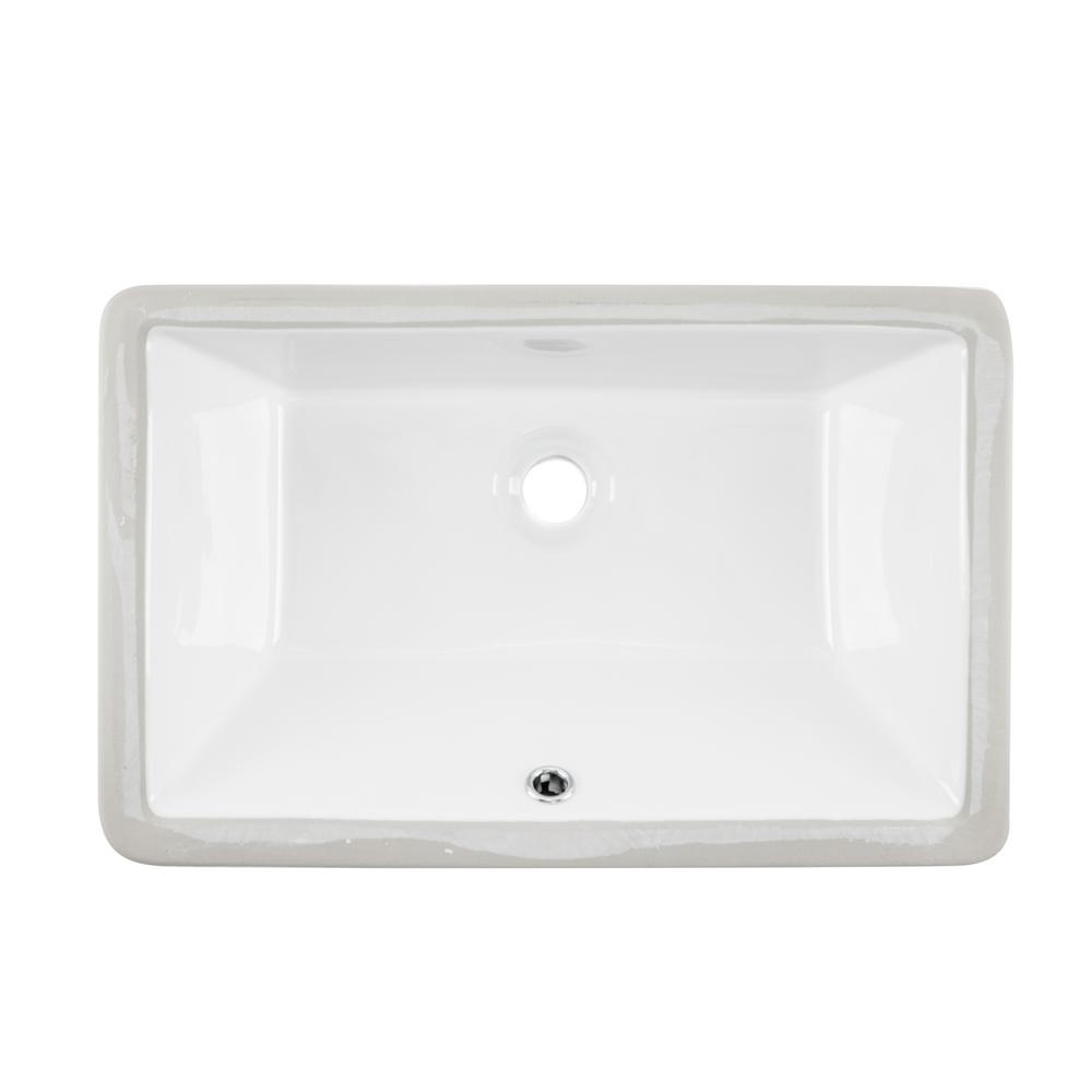 Rectangular Bath Sink -