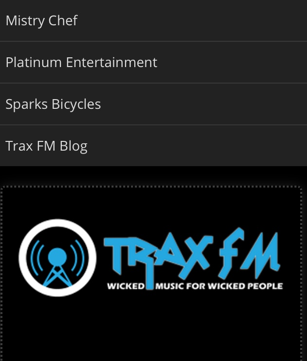 Traxfm.org - A heartfelt 'thanks' to the DJ's at Trax FM for continually supporting MistryChef.Sometimes the best therapy is a long drive......and music!