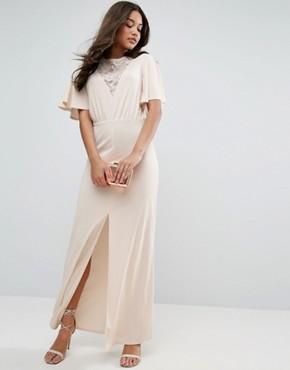 Asos Kimono maxi dress