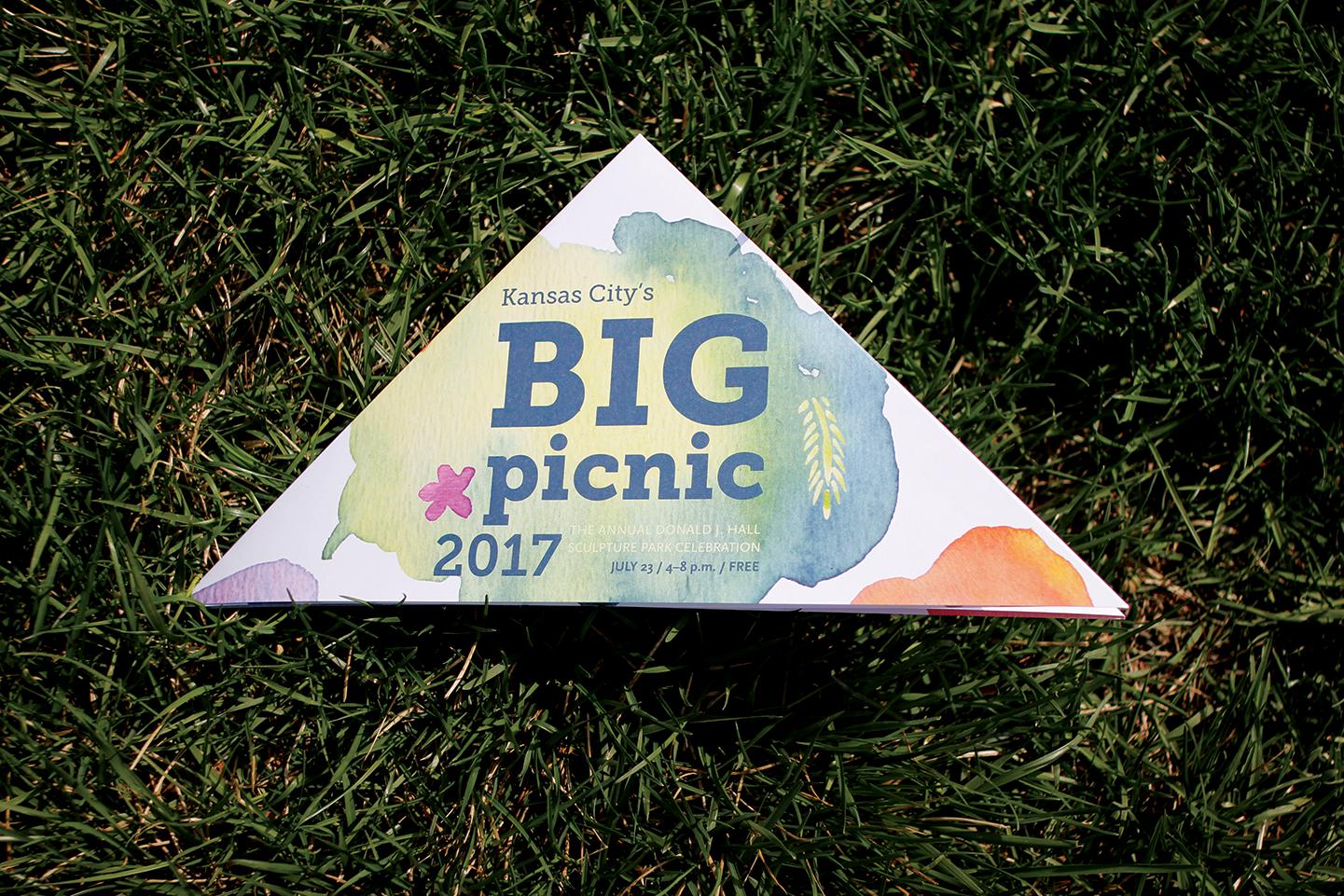 Kansas City's Big Picnic 2017 Map