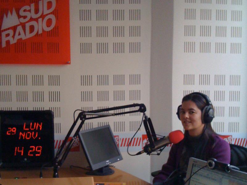 En direct de Sud Radio